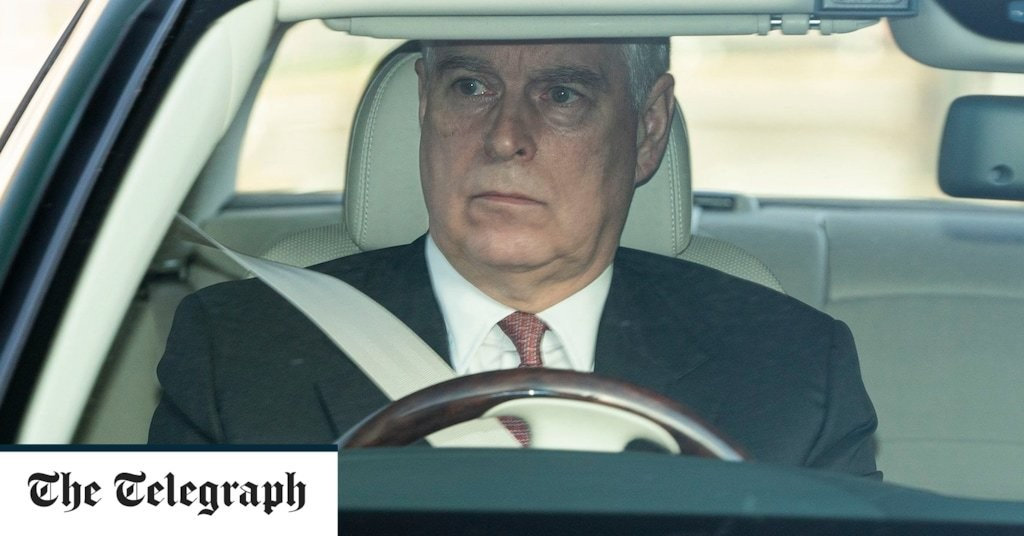 Revealed: Duke of York set up secret investment fund under assumed name 'Andrew Inverness'
