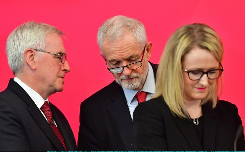 Labour 'stitch up' as members get John McDonnell email urging them to vote for Rebecca Long-Bailey