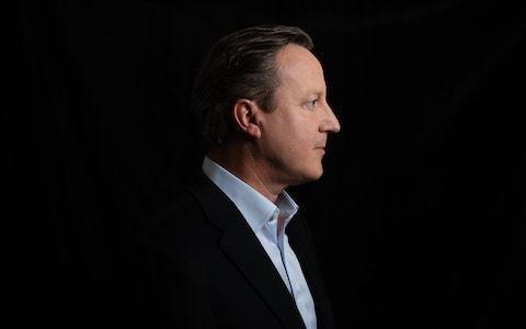 David Cameron attacks Boris Johnson and Michael Gove over Brexit as he breaks silence