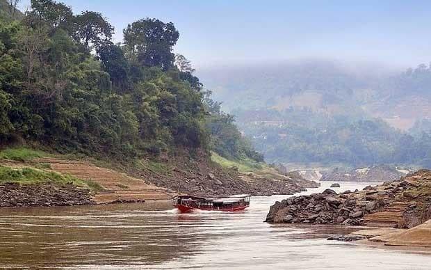 Laos: The magic of the Mekong