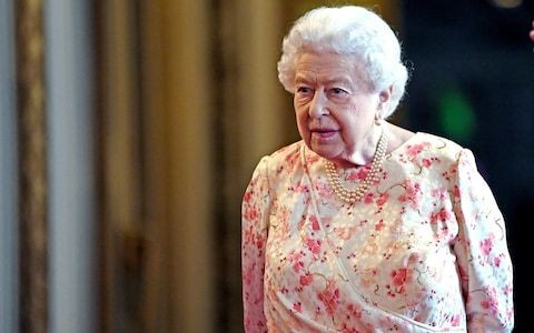 Royal staff placed in quarantine after white supremacist sent letter containing fake poison to the Queen, court hears