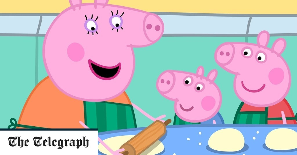 Market report: Shares in Peppa Pig maker eOne soar after receiving gushing praise from the City