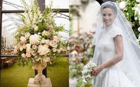 'I'd rather die than muck up': meet the super-florist behind Chelsea, Wimbledon and royal weddings