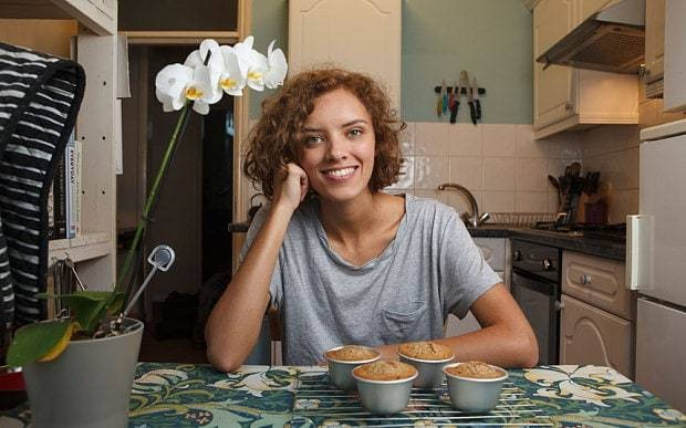 Ruby Tandoh meets Mary Berry in the great Bake Off stand-off
