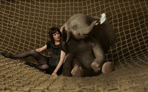 Dumbo review: Tim Burton's pixel-thin Disney remake fails to make the heart soar