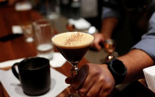 Soho House espresso martini cocktail recipe