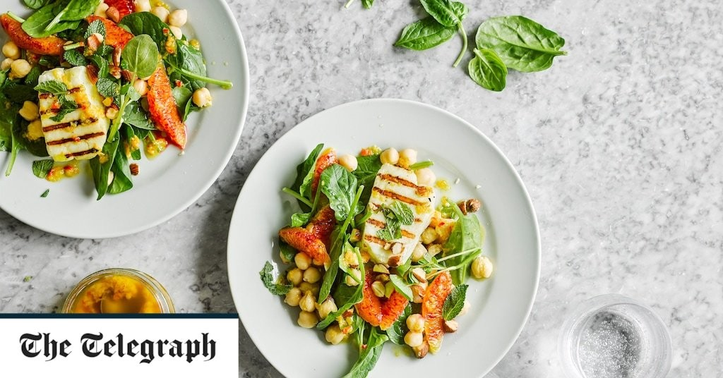 The best halloumi recipes: ideas to cook tonight