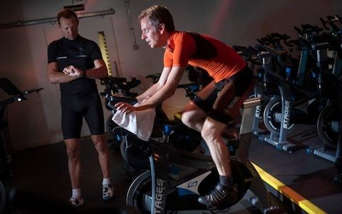 Can you get 'bike fit' in just eight weeks?