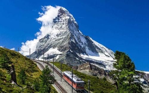 The Matterhorn for hikers