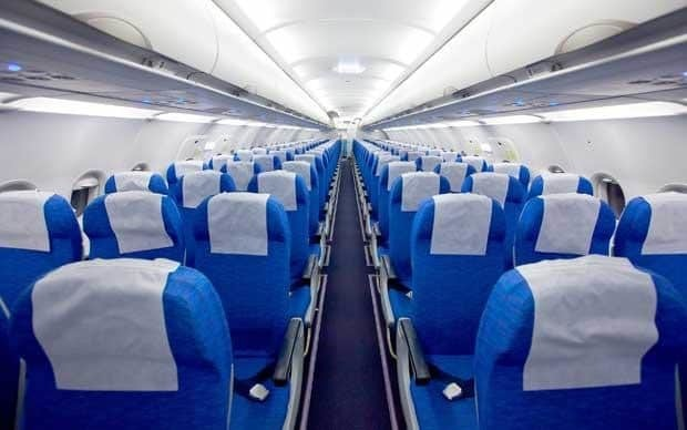 Which is the safest seat on an aircraft?