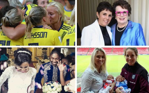 How women's sport is a paradox for the LGBTQ community