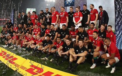 British and Irish Lions face Premiership backlash over plans for £10m Twickenham clash before 2021 South Africa tour