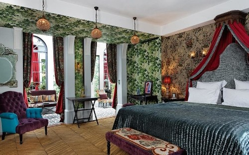 The best boutique hotels in Paris
