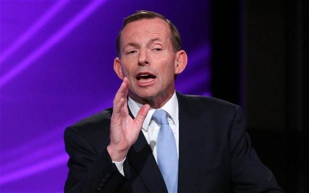 Australian election: Tony Abbott in fresh sexism row