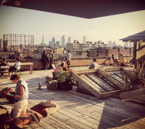 22 amazing rooftop bars in London