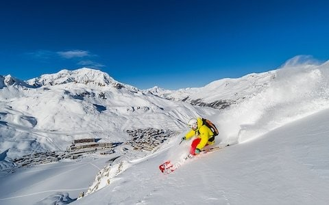 The world's biggest ski areas and where to stay