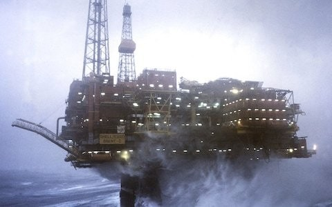 Who owns North Sea oil and gas and why?