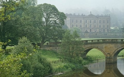 Get the Chatsworth look: a new sale of art pays tribute to one of England's great stately homes
