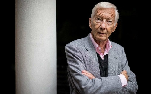 Lester Piggott in 'good shape' after being admitted to hospital