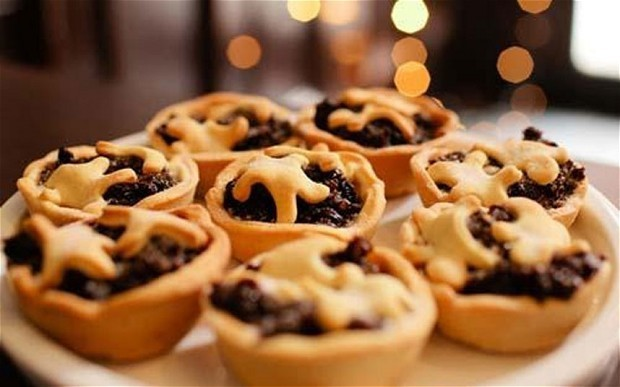 Mince pie recipes with a twist from London's top bakeries