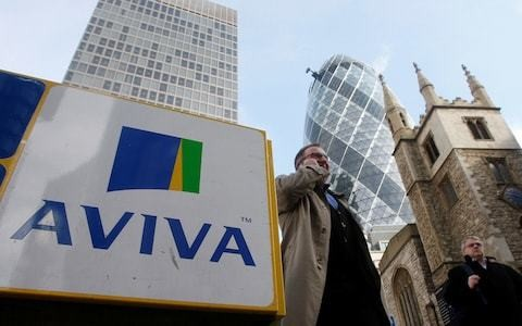 Hunt for a new Aviva chairman gets underway after Sir Adrian Montague quits