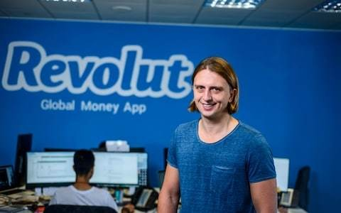 Revolut beefs up top team with banking execs