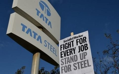 Unions condemn Tata plans to axe 3,000 steel jobs