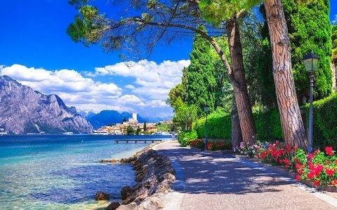 Exploring Lake Garda with Janet Ellis