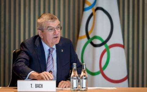 Olympics will oppose blanket bans for Russians but Wada process could see country miss World Cup 2022