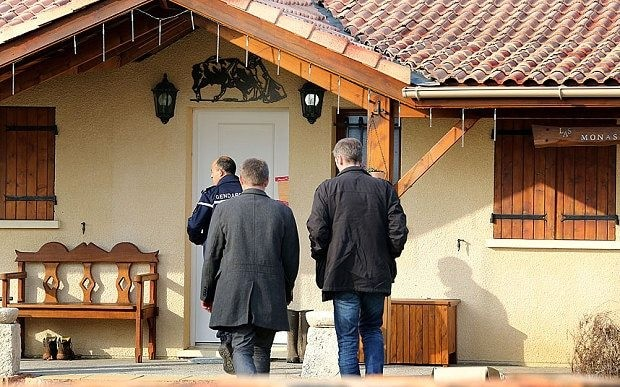 Bodies of five babies found in house in France