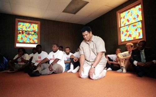 Muhammad Ali was an American idol and a Muslim. Read his words on Islam