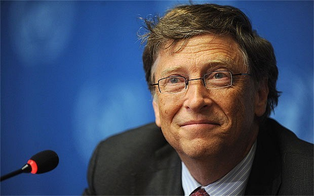 Bill Gates under pressure from investors to step down as Microsoft chairman