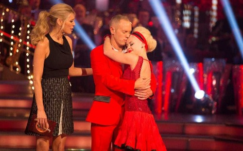 Judge Rinder: 'Someone I loved passed away before my last Strictly dance'