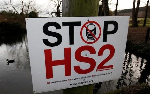 HS2 papers that 'could lead to ministers scrapping the rail line' to be released