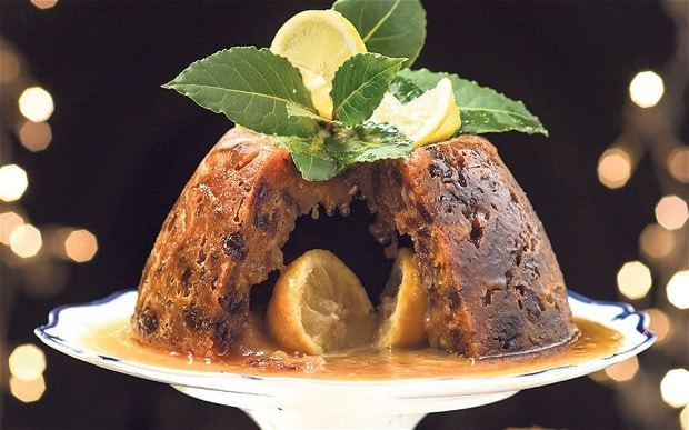 Sussex Pond Christmas pudding recipe