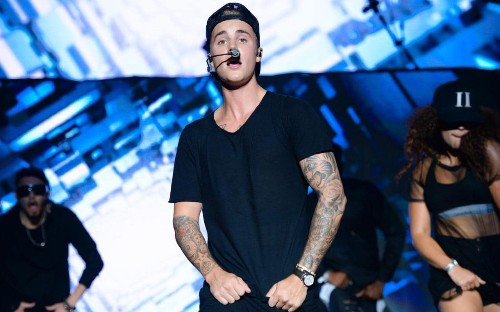 The Beatles' 50-year-old record broken by Justin Bieber