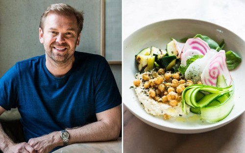 Bill Granger, king of breakfasts: why we should all start the day with salad