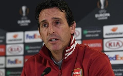 Unai Emery launches impassioned defence of his Arsenal tenure as he urges fans to trust in the 'process'