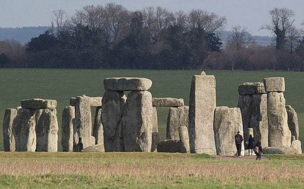 Stonehenge discovery could rewrite British pre-history