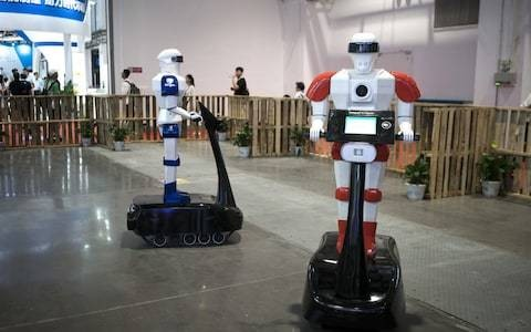 Bring on the robots: fun, caring and no boring small talk