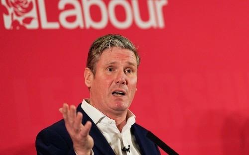 Sir Keir Starmer says he would scrap 'offensive' minimum salary threshold for immigration