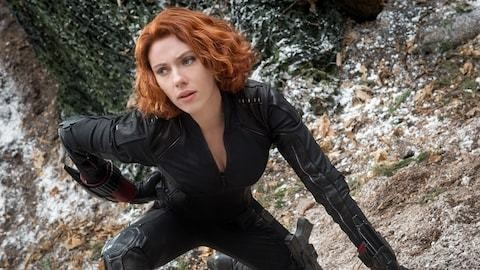 Fan creates amazing Black Widow title sequence