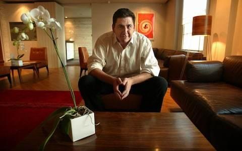 Chelsea property developer Johnny Sandelson faces bankruptcy petition