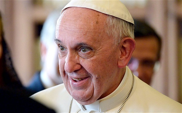 Pope Francis calls for powers to be stripped from Vatican