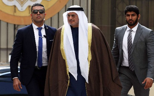 UAE foreign minister wants quick free trade deal with UK