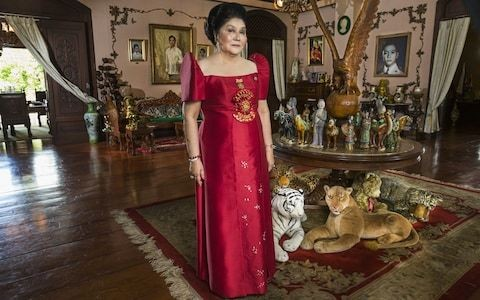 The Kingmaker review: a surreal, revelatory look at the brutality and vulgarity of Imelda Marcos