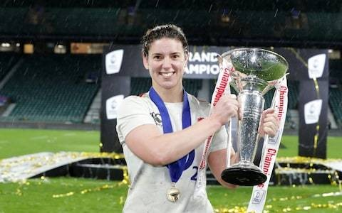 'It is a great idea' - England endorse British and Irish Lions Women's tour