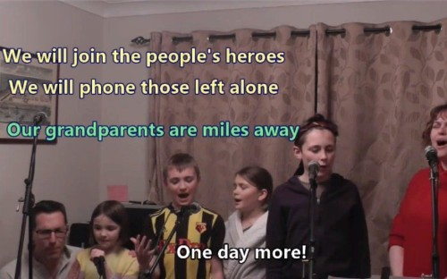 Meet the Marshes, the family behind the Les Miserables 'One More Day' spoof