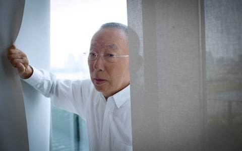 Uniqlo founder Tadashi Yanai steps down from SoftBank board