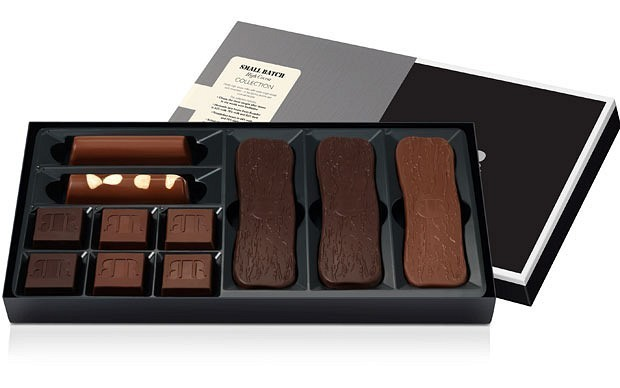 Is this Britain's most serious box of chocolates?